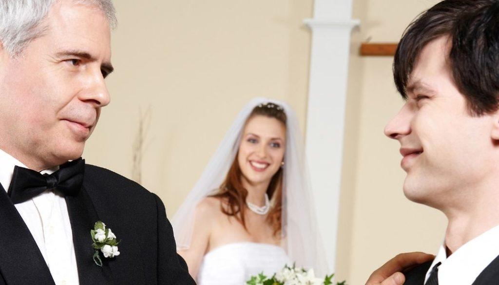 Hochzeitsrede des Brautvaters
