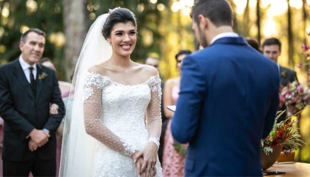 Ehegelübde des Bräutigams