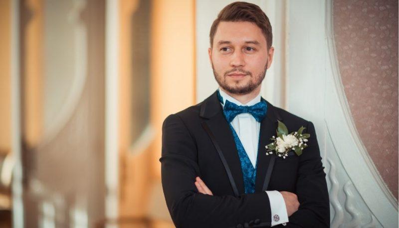 Warten auf die Bräutigamsrede